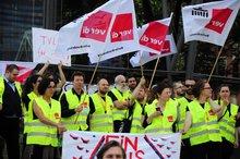 Streik T & M GmbH
