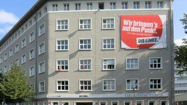 Tarifverhandlungen in der Partei DIE LINKE.