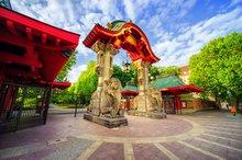 Zoo und Tierpark